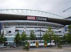 Docklands > Etihad > Marvel Stadium