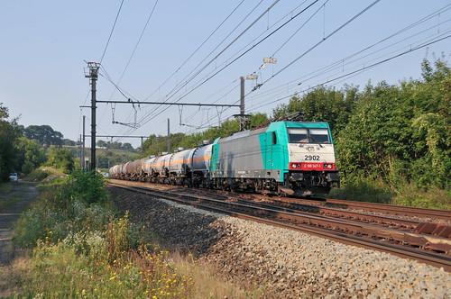Lineas 2902 Bassenge 27.08.2019