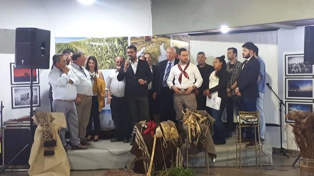 28/08/2019 Encontro dos prefeitos da região dos pampas - Expointer