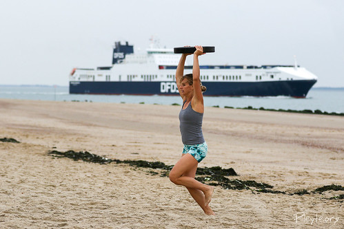 CrossFit Vlissingen BeachWod 2019<br/>268 foto's