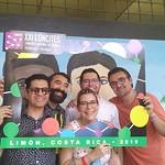 2019- XXI CONCITES- Limón