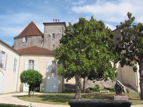 Xaintrailles-Chateau (2)