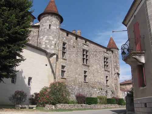 Xaintrailles-Chateau (1)