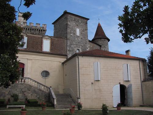 Xaintrailles-Chateau (14)