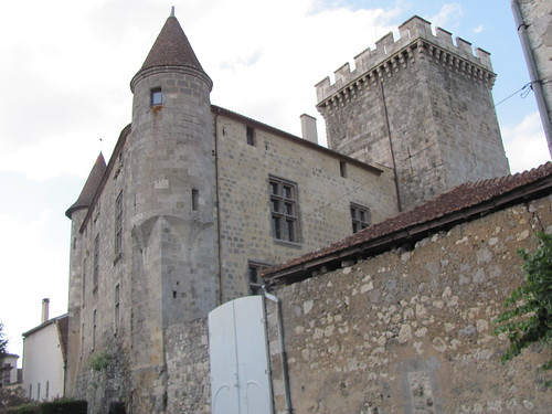 Xaintrailles-Chateau (16)