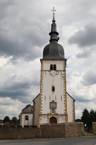 Église Saint-Martin de Chassepierre (1702)