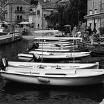 The Boats of Kotor  (Tri-X 400)