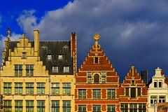 Flanders/Fiandre - in colours