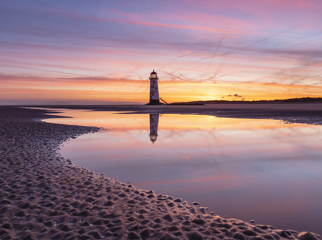 Talacre Sunrise