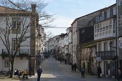 In the streets of Santiago de Compostela XII