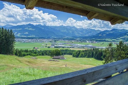 SF-_MG_0817 - Le Gîte-Dessus, alpine pasture farm, Gruyère region - Switzerland