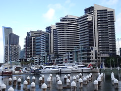 Boats and Apartments
