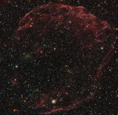 SNR J0534.2-7033 HST