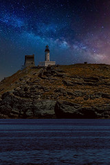 Luci in the sky with Lighthouse