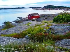 Seaside. Hvaler. Norway.