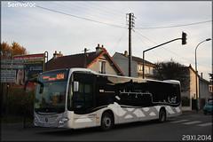 Mercedes-Benz Citaro C2 – Cars Lacroix / STIF (Syndicat des Transports d'Île-de-France) n°932
