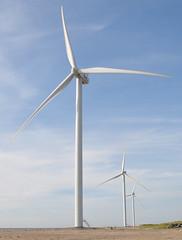 Wind Turbines in Hvide Sande