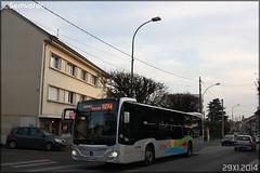 Mercedes-Benz Citaro C2 – Cars Lacroix / STIF (Syndicat des Transports d'Île-de-France) / Le Parisis n°970 - Photo of Jouy-le-Moutier