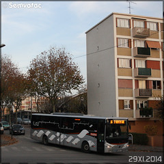 Mercedes-Benz Intouro – Transdev Île-de-France – Établissement de Montesson les Rabaux / STIF (Syndicat des Transports d'Île-de-France) / Mobilien n°1309 - Photo of Boissy-l'Aillerie