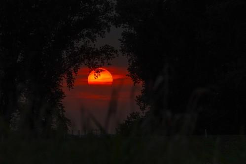 Sunset Sömmerda