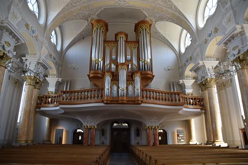 St. Nikolauskirche, Frauenfeld.