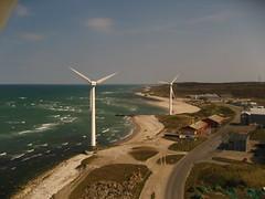 Wind  Turbines in Hanstholm