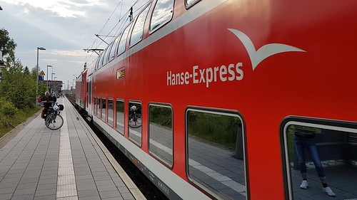20190610 Büchen Bahnhof 'Haffkrug nach Lübeck' 'Ostsee Radweg' (12)