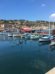 ST MANDRIER PORT - Photo of La Valette-du-Var