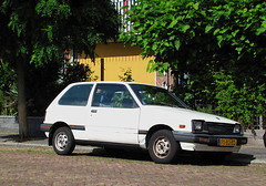 1986 Suzuki Swift 1.0 GL Automatic