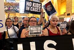 Close the Camps, No Raids, Abolish ICE
