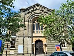 Chapel Field Road Methodist Church , Norwich