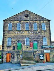 Hall Green Baptist Chapel, Keighley