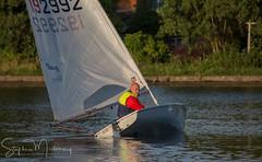 Pilkington Sailing Club, Race night