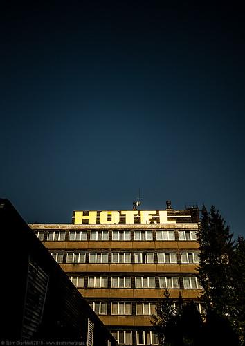 Hotel Markersbach - Erzgebirge