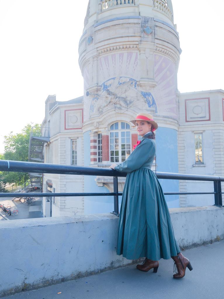 related image - Shooting Sophie - Le Château Ambulant - Fée Vagabonde - Palais des Ducs de Bretagne - Nantes -2019-08-02- P1800423