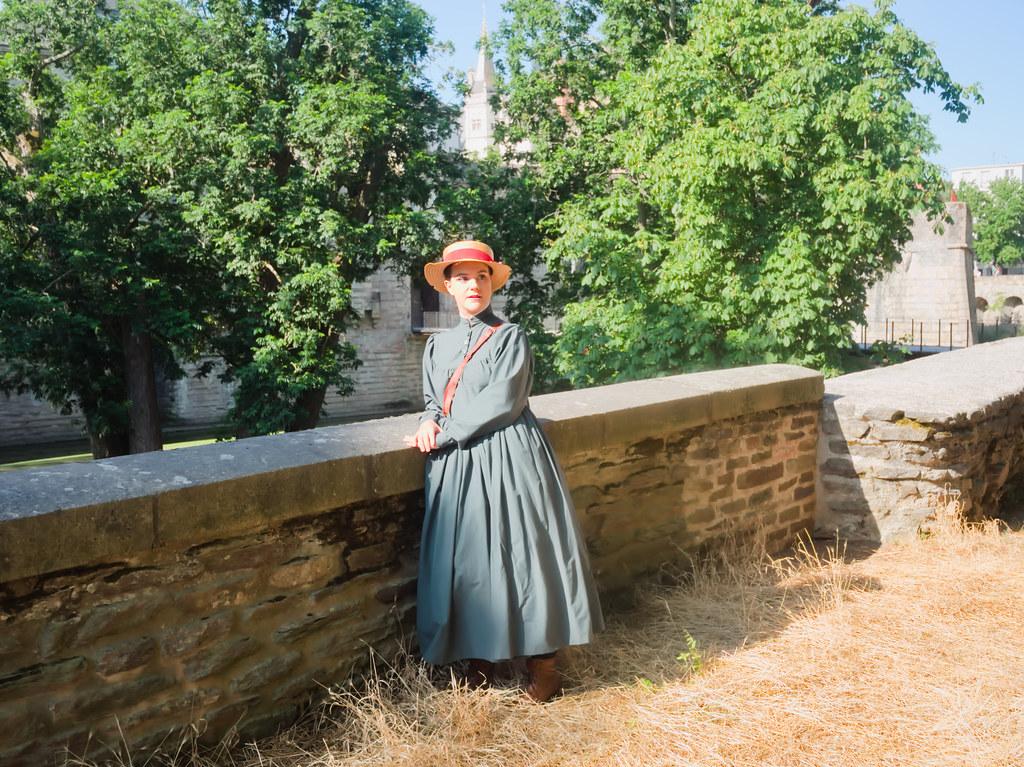 related image - Shooting Sophie - Le Château Ambulant - Fée Vagabonde - Palais des Ducs de Bretagne - Nantes -2019-08-02- P1800428