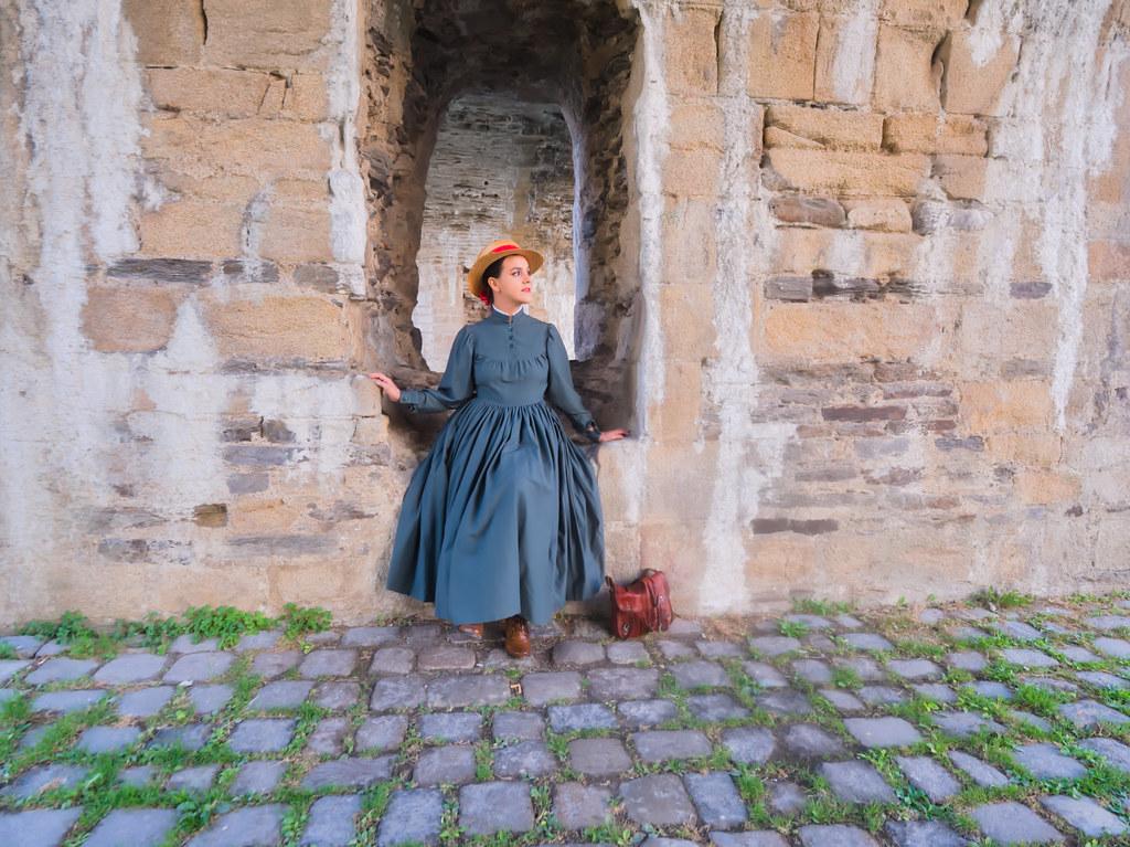 related image - Shooting Sophie - Le Château Ambulant - Fée Vagabonde - Palais des Ducs de Bretagne - Nantes -2019-08-02- P1800461