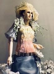 Flower Mannequin