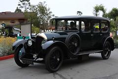 Bentley 3 Liter Bridges Saloon s-n 676 1924 DB5318 1
