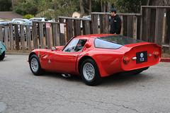 Alfa Romeo TZ2 Zagato s-n 750111 1965 2