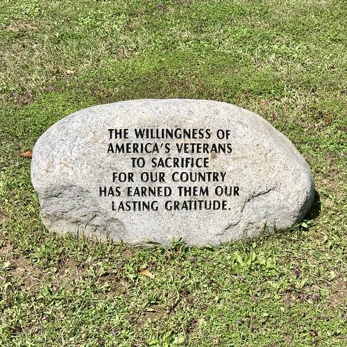 08-30-2019 Ride Veterans Memorial - Three Lakes,WI