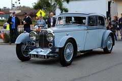 Aston Martin Mark II Sports Saloon 1934 BLL358 1