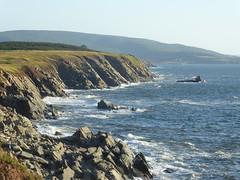 Cape Breton shore