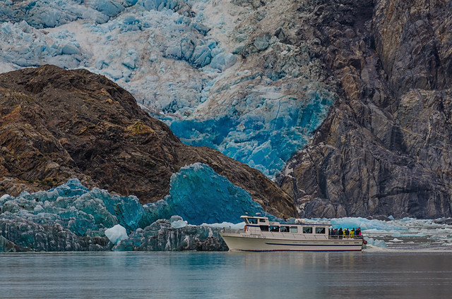 South Sawyer Glacier - Tracy Arm Fjord - View Photo - Photohab - Beautiful and Free Photos Search Engine