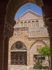 The Church of The Nativity, Bethlehem, Palestine