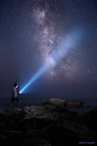 Camí a la Via Làctia