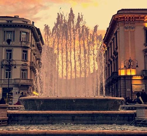 Fontana di Piazza Libertà_Avellino