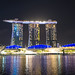Marina Bay Sands in the Night