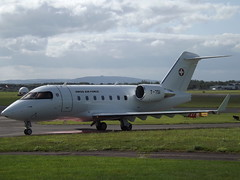 T-751 Bombardier Canadair Challenger 604 (Swiss Air Force)