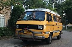 1981 Volkswagen Transporter 253921 Westfalia Joker (T3)